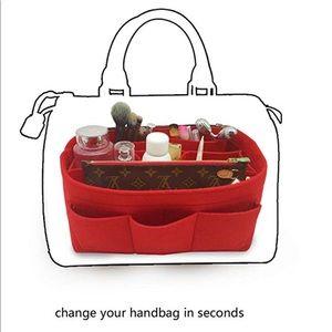 LEXSION Bags - Purse Organizer - Speedy 35 & Neverfull MM